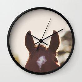 I'm all ears. Wall Clock