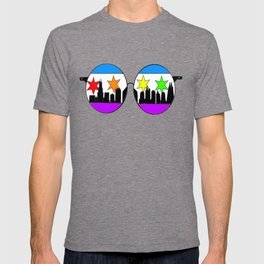 chicaGOggles Pride T-shirt