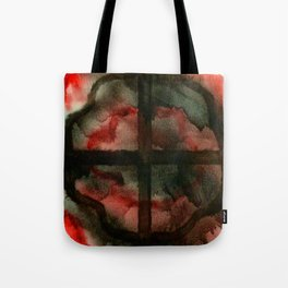 Bleed It Out Tote Bag