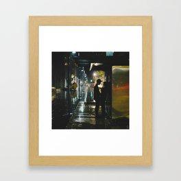 Nocturnal Creatures (II) Framed Art Print