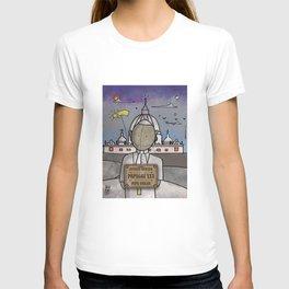Papaggi XXV from Civitatis Vaticane (Pipe Organ) T-shirt