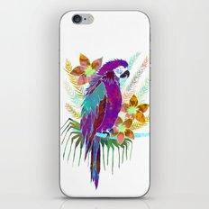Parrot Elua  - Style A iPhone & iPod Skin