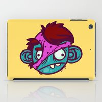 tomb raider iPad Cases featuring Panty Raider by Artistic Dyslexia