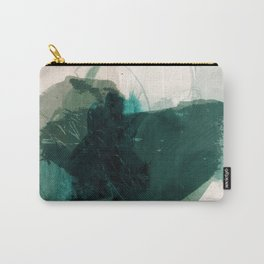 gestural abstraction 02 Carry-All Pouch