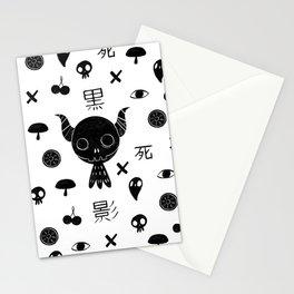 Paint it Kuro Stationery Cards