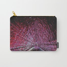 Red Tunnel Carry-All Pouch