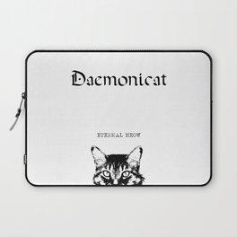 CAT METAL : Daemonicat - Eternal Meow Laptop Sleeve