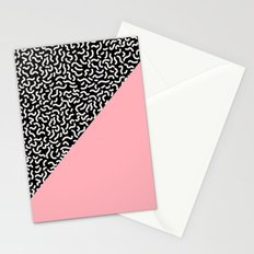 Pop Art Pattern 8 Stationery Cards