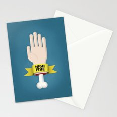 Spooky High Five Stationery Cards