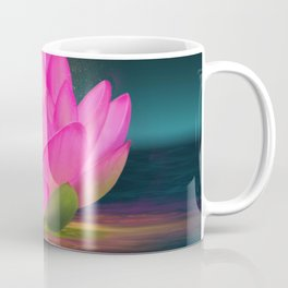 Floating Into Nothingness Coffee Mug