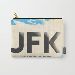 JFK stylish airport code Carry-All Pouch