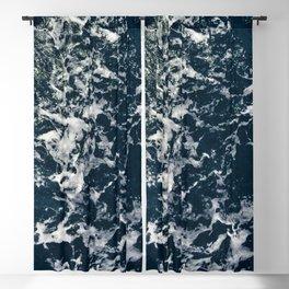 Blue Sea Blackout Curtain