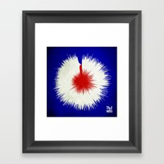 The Who, My Generation - Soundwave Art Framed Art Print