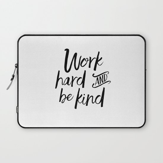 PRINTABLE Art, Work Hard And Be Kind,Motivational Quote,Work Hard Play Hard,Office Sign,Workout Quot by aleksmorin