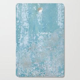 Vintage Galvanized Metal Cutting Board