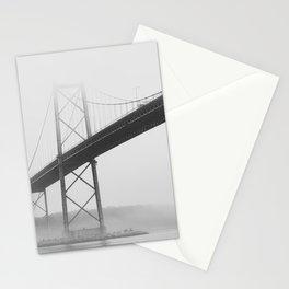 Suspended Fog Stationery Cards