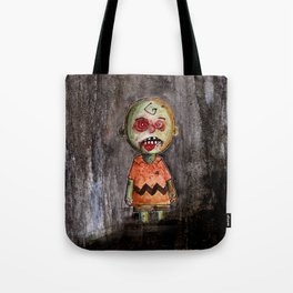 You're a zombie Charlie Brown Tote Bag