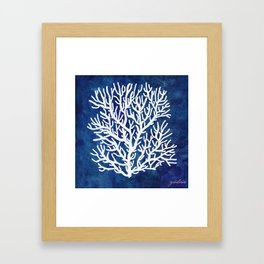 Sea life collection part IV Framed Art Print