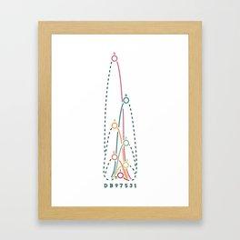 DB97531 Framed Art Print