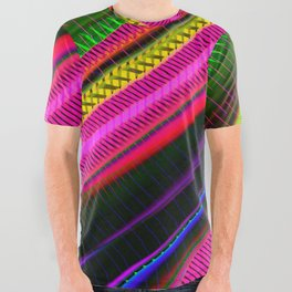 Color Wave ~040~ All Over Graphic Tee