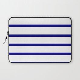 Mariniere marinière – classical pattern Laptop Sleeve