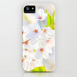 flower photography by Evelyn iPhone Case