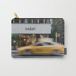 Luxury shop in Upper East Side of Manhattan,New York City Carry-All Pouch