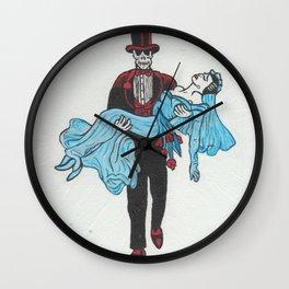 ZOMBIE HONEYMOON - 1950'S PRE-CODE HORROR Wall Clock