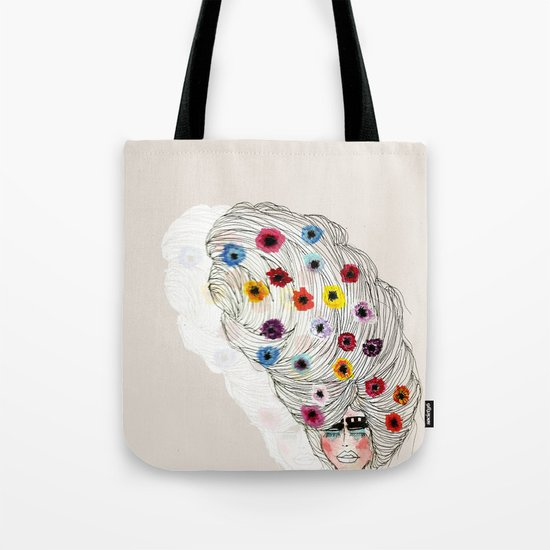 Flower Child Tote Bag
