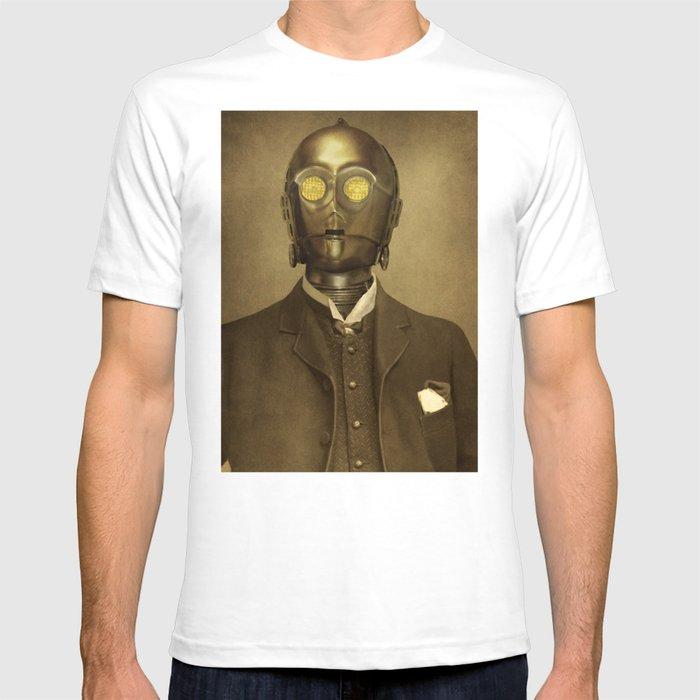Baron Von Three PO - square format T-shirt