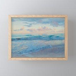 SUNSET FANTA-SEA Framed Mini Art Print
