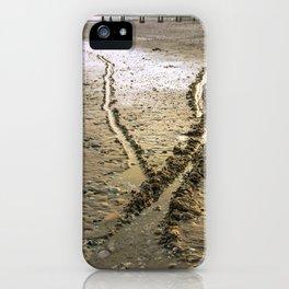 Paths iPhone Case
