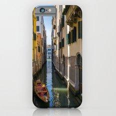 Boat in Venice Slim Case iPhone 6s