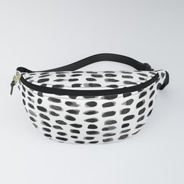 Watercolor Dots Fanny Pack