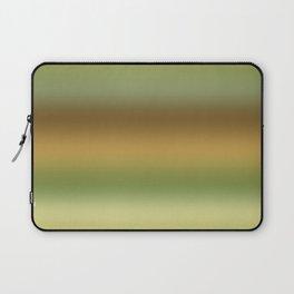 Tussock Green Smoke Laptop Sleeve