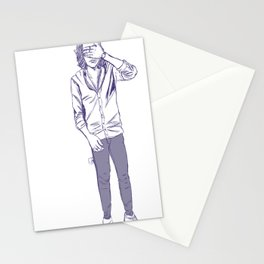 Can't See the Haters Stationery Cards