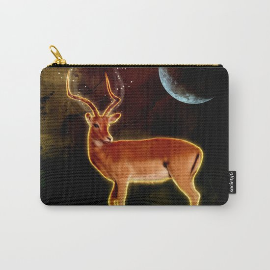 Wonderful antelope Carry-All Pouch