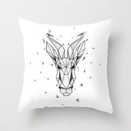 Springboks Throw Pillow