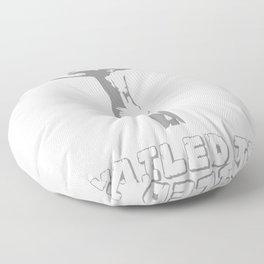 Nailed It Floor Pillow