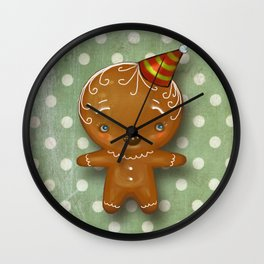 Cannelle Wall Clock