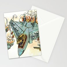 Tyrannosquadron Rex! Stationery Cards