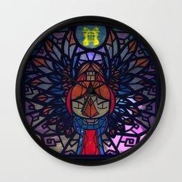 Sage of Earth Wall Clock