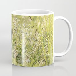 Hoary Marmot's Peek at Paradise Coffee Mug