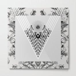 VVVV Metal Print