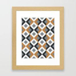 Men's Fineries Framed Art Print