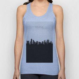 City Skylines: Memphis (Alternative) Unisex Tank Top