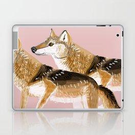 Totem Honshu Wolf Laptop & iPad Skin