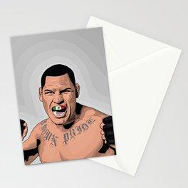 Cain Velasquez Stationery Cards