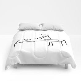 cure massage Comforters