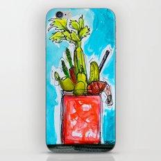 Sunday Funday Bloody Mary Mania iPhone & iPod Skin
